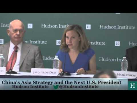 China's Asia Strategy and the Next U.S. President