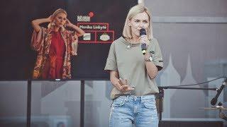 Monika Linkytė – Padovanojau (LIVE @Kitokie pasikalbėjimai)