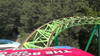 Mind Bender (On-Ride) Six Flags Over Georgia