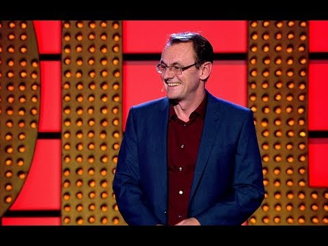 Sean Lock on Wheat Intolerance - Live at the Apollo - Series 7 - BBC Comedy Greats