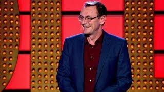 Sean Lock on Wheat Intolerance - Live at the Apollo - Series 7 - BBC Comedy Greats