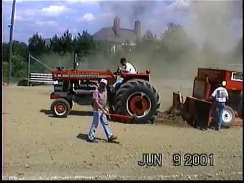 2001 MTPA Farm Stocks