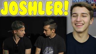 Funny & Cute Joshler Moments Reaction (Part 1) | Twenty One Pilots TØP