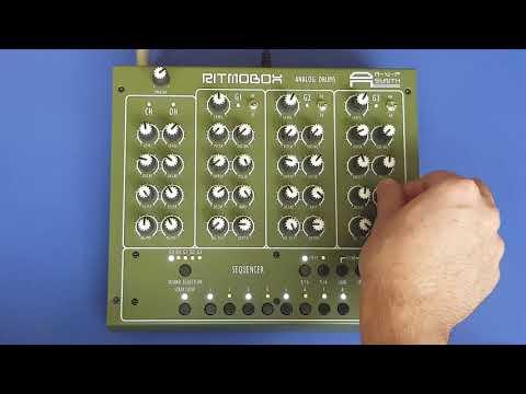 AVP Synth Ritmobox demo