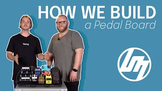 How We Build a Pedal Board | Better Music