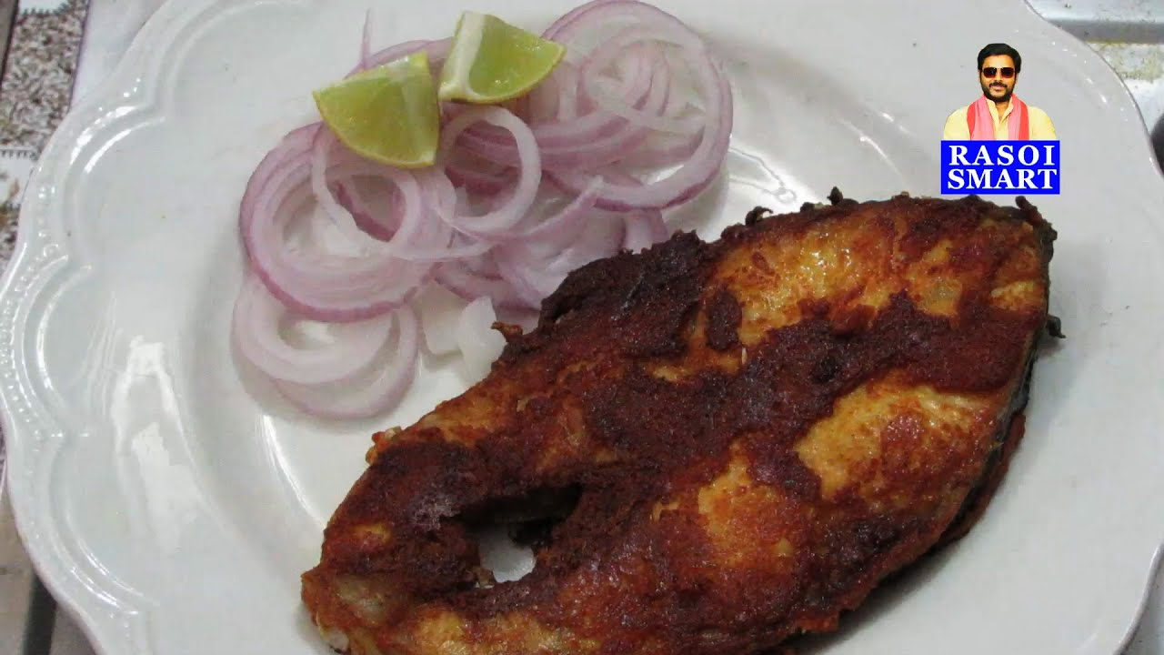 Rohu fish fry a unique flavour and truly delicious when for How to make fish fry