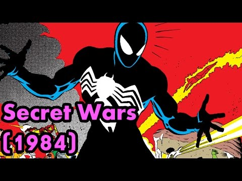 Secret Wars (1984) – The Complete Story