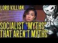 """Socialist """"Myths"""" that Aren't Myths"""