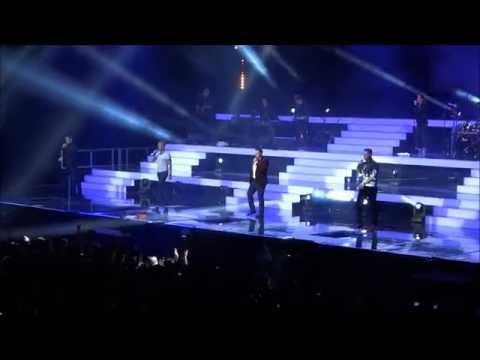 BOYZONE // BZ20 TOUR // DUBLIN (28.11.2013)
