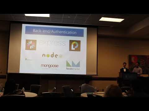 UNC coding bootcamp demo day 11/2/2017 -  AssignKick