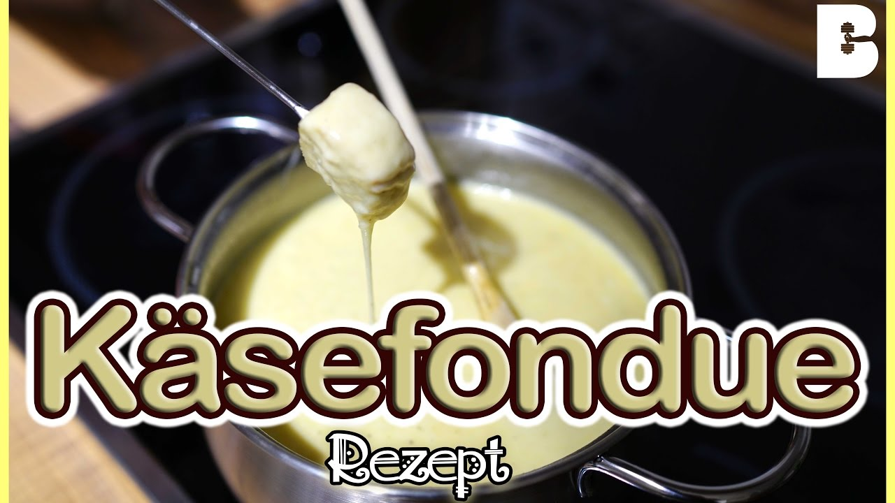 k sefondue rezept bestes fondue selber machen silvester essen youtube. Black Bedroom Furniture Sets. Home Design Ideas