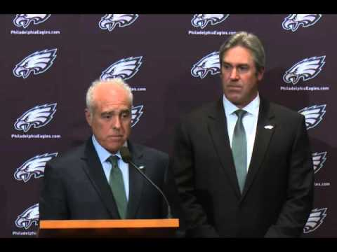 Jeffrey Lurie's Owners Meeting Press Conference: The Tyler Werner Show 3-23-16