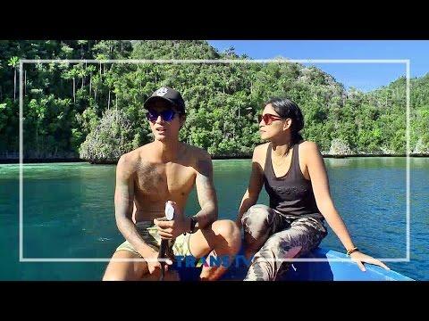 MY TRIP MY ADVENTURE - Pecahan Surga Yang Hilang Kepulauan Misol (30/07/16) Part 5/6