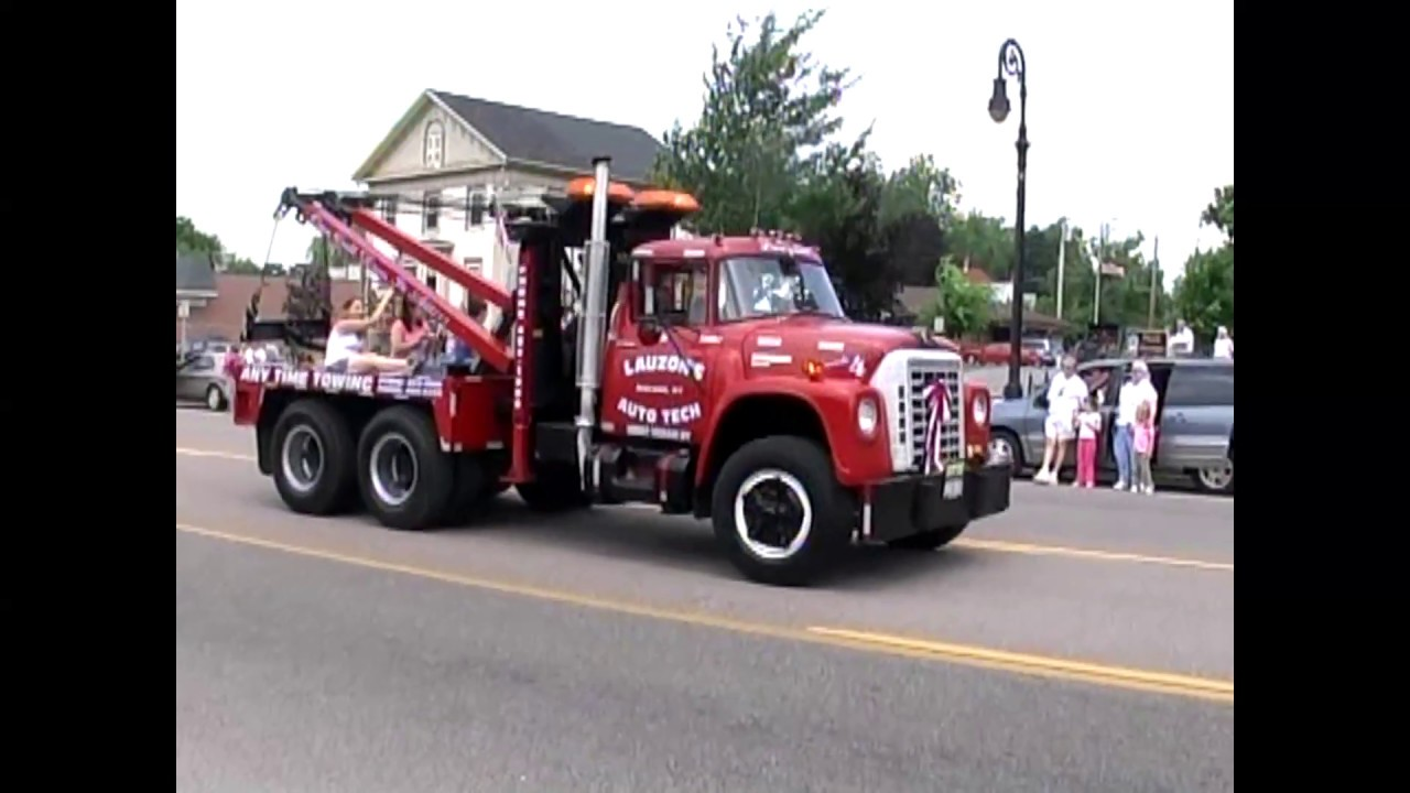 Malone Independence Day Parade  7-1-06