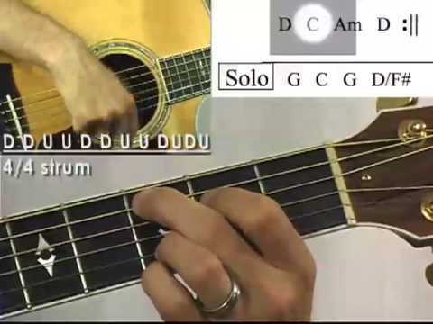 Your Love Oh Lord Third Day Guitar Lesson Guitarmann Essentials