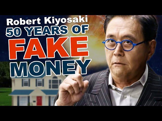 Robert Kiyosaki 2021 - The Crash of The Dollar!!! Poor People Don't Know What Money Is!
