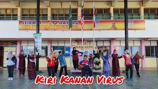 Guru-Guru SK Karamunting,Sandakan Bernyanyi Lagu Virus Covid 19