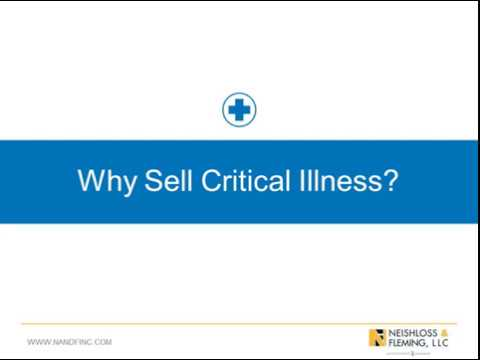 Selling Critical Illness: Cancer, Heart Attack, And Stroke Insurance