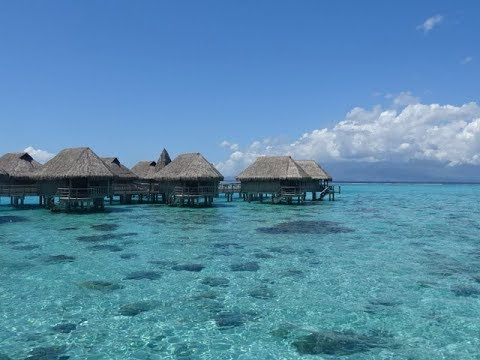 Sofitel Moorea Ia Ora Beach Resort Moorea Island French Polynesia Overwater Villa