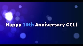 CCL's 10th Anniversary Video