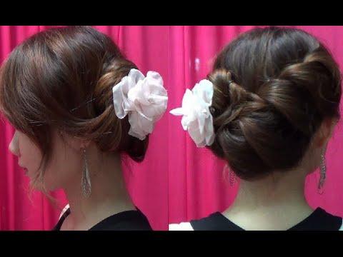 Hairstyles - 3 Kiểu Tết Tóc Đẹp & Đơn Giản Để Dự Tiệc