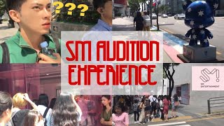 SM ENTERTAINMENT AUDITION IN KOREA ||THEY ASKED ME TO SING 5X 😱|| WHAT HAPPENED? || RESULT 😇