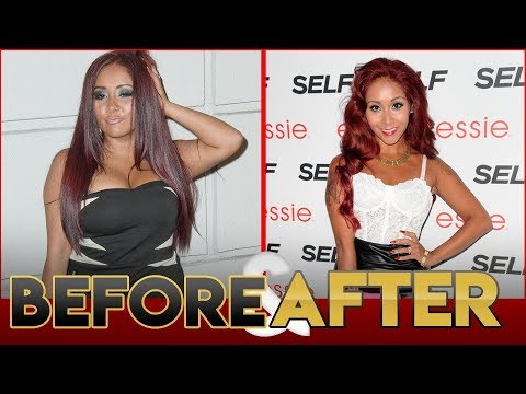 JERSEY SHORE | Before & After Transformation | Snooki, Jwoww, The Situation, Pauly D