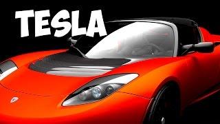 ????Электрические автомобили Tesla. Тесла 2016 обзор американских машин. ????