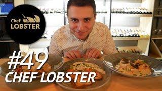 Попробовал трюфели в Chef Lobster | Казань