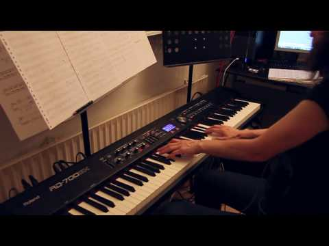 Chris Isaak/Stone Sour - Wicked Game - piano cover