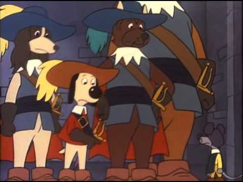 Dogtanian And The Three Muskehounds  1x23 - Marco's Mission