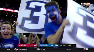 Creighton vs. Ohio State Highlights #GavittGames