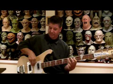 By-Tor and the Snow Dog Bass Cover
