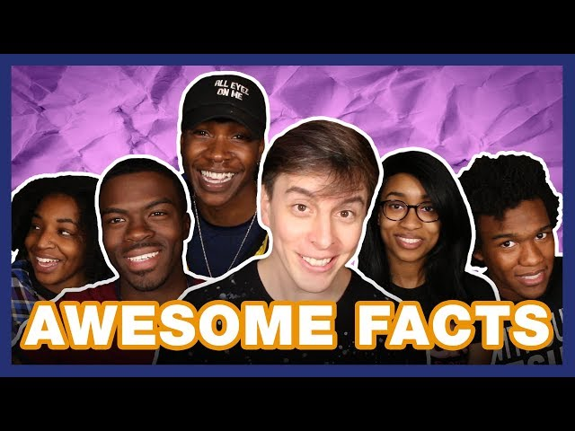 Black History: Awesome Facts, Part TWO! | Thomas Sanders