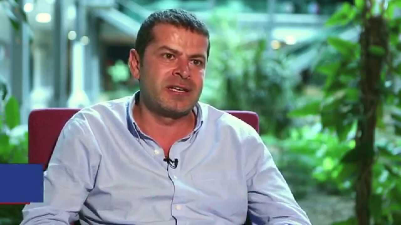 """TÜSİAD """"Ne Okusam? Ne Olsam?"""" Projesi - Cüneyt Özdemir (Gazeteci)"""