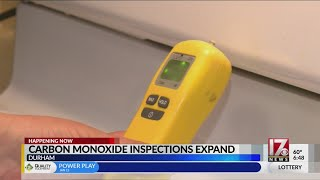 Carbon monoxide inspections expanded to all Durham Housing Authority complexes
