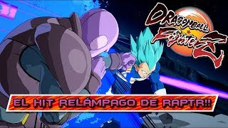 VUELVE EL HIT RELÁMPAGO de Raptr!! Dragon Ball FighterZ: Online