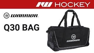 Warrior Q30 Hockey Bag Review