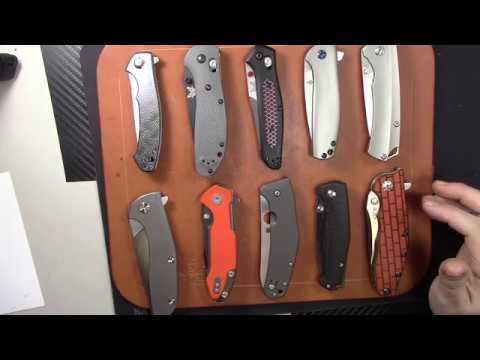 Top 10 Folding Knives from $150-$200
