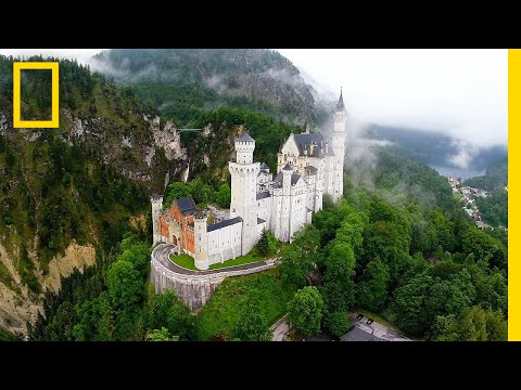 Visit an Immense, Real-Life Fairy-Tale Castle | National Geographic