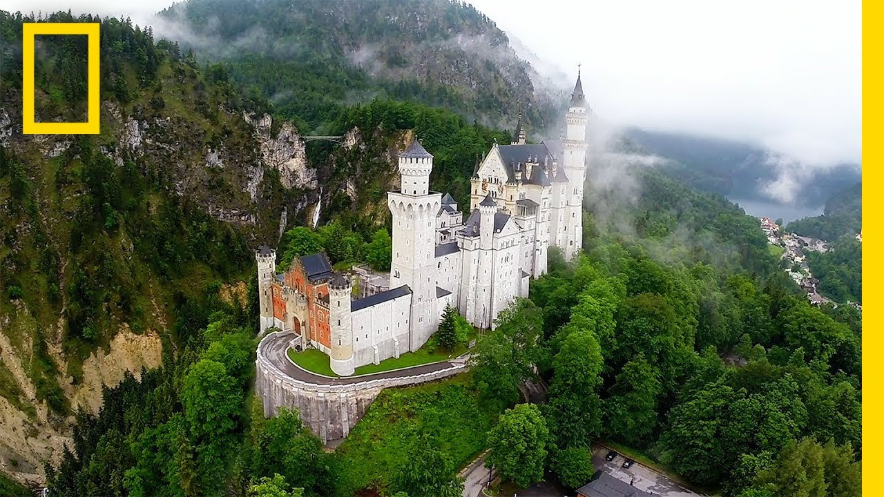 Real life castle