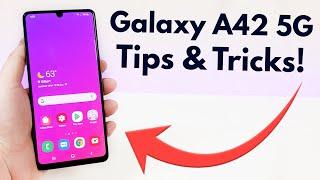 Samsung Galaxy A42 5G - Tips and Tricks! (Hidden Features) screenshot 4