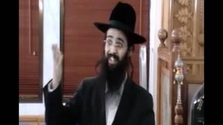 הרב יעקב בן חנן הרצאה במושב יציץ