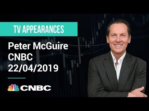 XM.COM - Peter McGuire - CNBC - 22/04/2019
