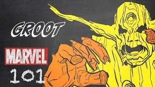 Groot – Marvel 101 – Monsters Unleashed