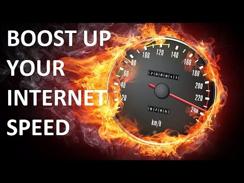 how to increase mbps download