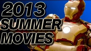 Iron Man 3, Star Trek Into Darkness & The Hangover 3 - 2013 Summer Movie Releases Part 1