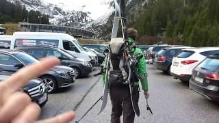 STUBAIER WILDSPITZE (3341m.ü.M.) Splitboard/Skitour 03.11.2018