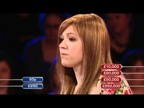 Deal or No Deal - Tegen's game, 4th £250,000 winner