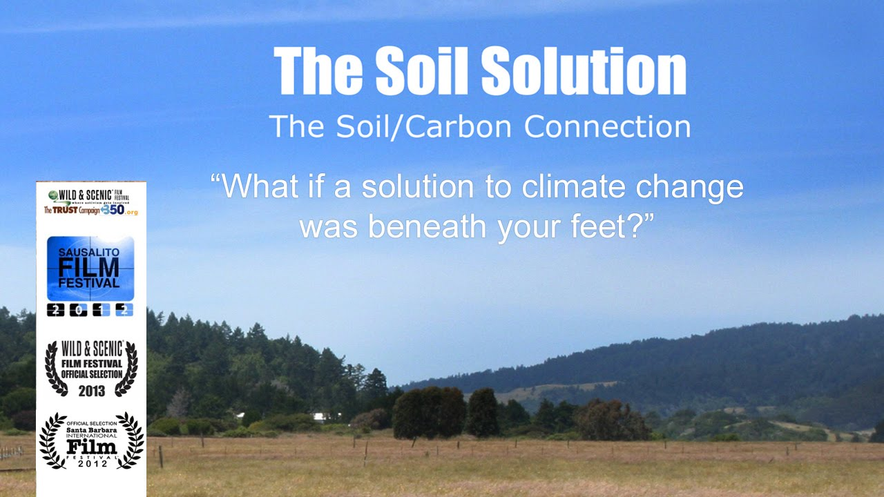 Image result for The Soil Solution To Climate Change